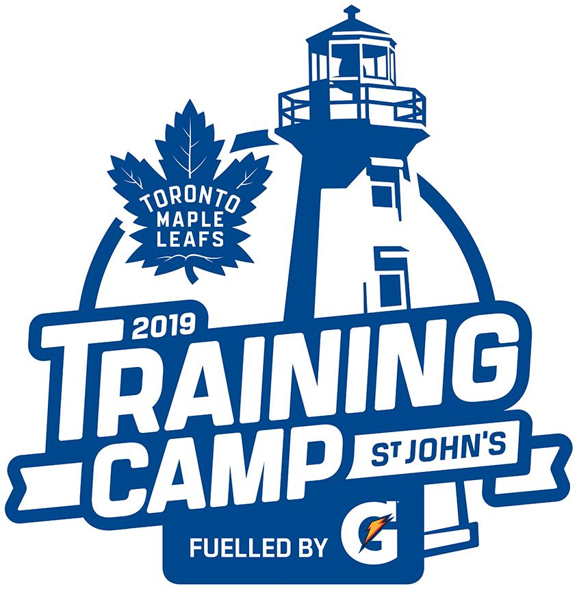 2019 Training Camp Toronto Maple Leafs